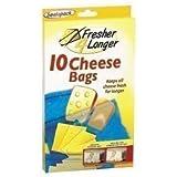 Sealapack Fresh For longer Cheese Bags, 10 Pack