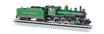 Bachmann Industries #1012 Baldwin 4-6-0 Steam Locomotive