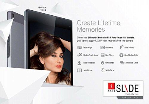 iBall Slide Cuboid Tablet (8 inch, 16...