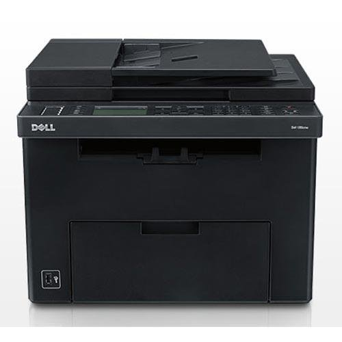 Dell 1355cnw Wireless Color Printer with Scanner, Copier and Fax