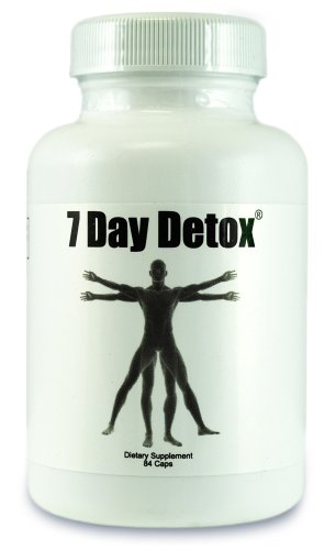 7 DAY Detox Colon Cleanse - Diet - Weight Loss -Potent