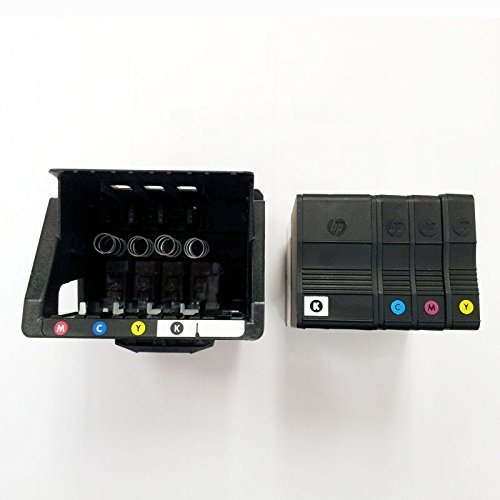 HP CM751-80013A Printhead Print Head Duplexer for HP OfficeJet Pro 8100 8600 8600 Plus 8600 Premium Printers that use HP 950, 951 and HP 950xl, 951xl Ink Cartridges (Hp Printer Head 8600 compare prices)