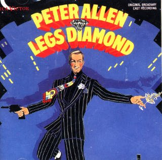 Legs Diamond: Original 1988 Broadway Cast
