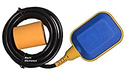 Blackt Electrotech: Float Switch Sensor for Water Level Controller with 3 Meter wire: Select NO/NC