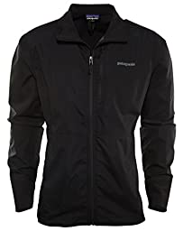 Patagonia All Free Softshell Jacket - Men\'s Black, XL