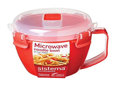 sistema-microwave-cookware-noodle-bowl-317-ounce-4-cup-assorted-colors