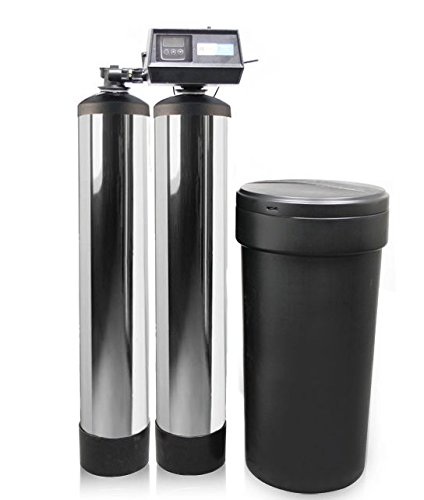 Synergy Twin-Alternating Metered Water Softener - 20 GPM