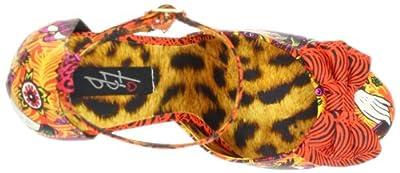 Iron Fist Women's Loco Koko Platform Sandal