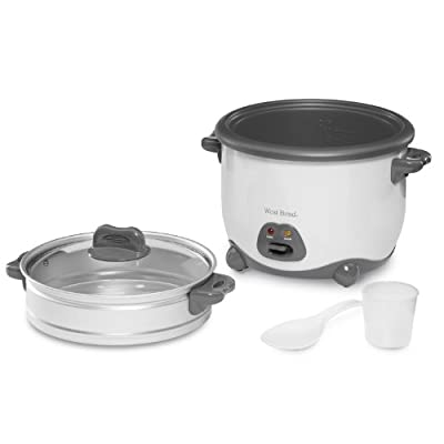 West Bend 10-Cup Rice Cooker by West Bend