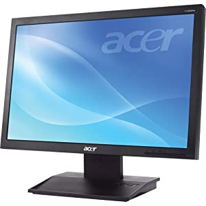 Acer V193W EJb 19-Inch Widescreen Flat Panel LCD Monitor (ET.CV3WP.E05)