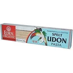 Eden Organic Spelt Udon, 8 Ounce