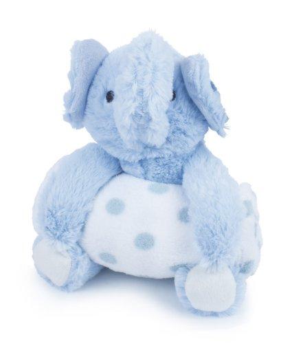 Blue Elephant Bedding front-619248