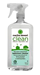 Martha Stewart Clean Bathroom cleaner, 24 Fl. Oz. bottle  (Pack of 6)