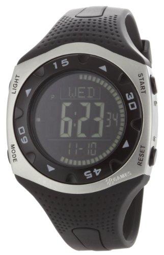 X Games Men's 75109 Digital Chronograph 2-Alarm Sport Watch