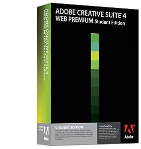 Adobe Creative Suite 4 Web Premium Student Edition [Mac] [OLD VERSION]