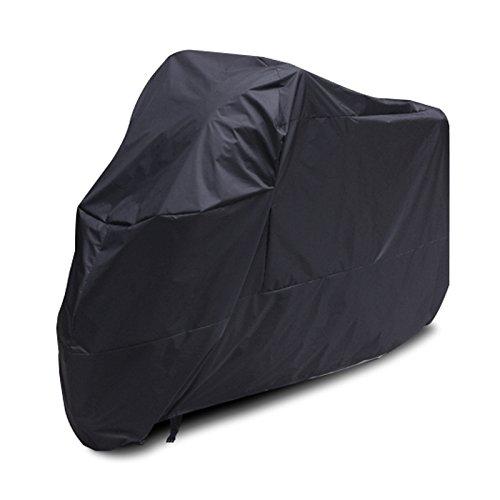 von-Surepromise-Gr-XLXXLXXXL-Motorrad-Garage-Ganzgarage-Abdeckplane-Plane-Faltgarage-Schutz-Covermit-Tasche-XL-schwarz