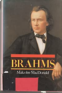 Brahms The Master Musicians Series by Schirmer Books