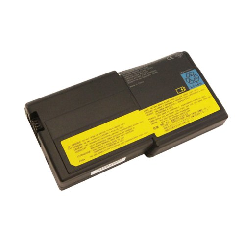 LB1 High Performance Li-ion Lithium Laptop Computer Battery for IBM R40e 08k8218 92P0987 Battery (6cell 10.8v 5200mah)Black - 6 Cells 18 Months Undertaking