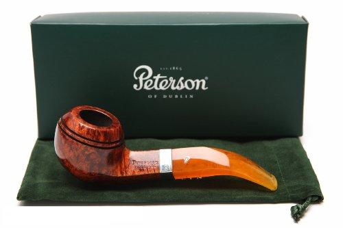 Peterson Rosslare Classic 80 Tobacco Pipe Fishtail