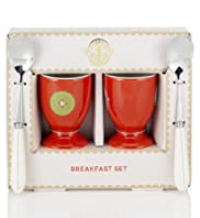 Kirstie Allsopp Breakfast Set [T40-5267G-S]