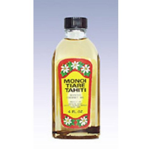 vitamin a sunscreen:Monoi Tiare Tahiti (coconut oil w/ Gardenia) 4 Ounces