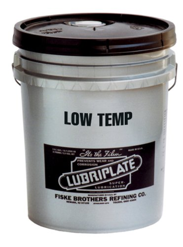 Lubriplate L0172-035 Calcium Type Grease, Low Temperature, 35 Lb Pail
