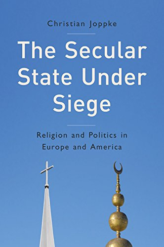 The Secular State Under Siege: Religion and Politics in Europe and America
