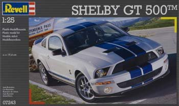 Revell 1:25 Shelby GT 500