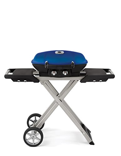 Find Bargain Napoleon TQ285X-BL Portable Propane Grill with Cart, Blue