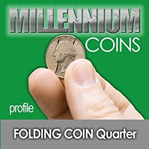 Folding Quarter - Profile Cut - Millenium