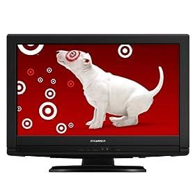 "Sylvania 22"" Class 720p 60Hz LCD HDTV - Black (LC220SL1)"