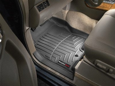 WeatherTech 460132 Gray Extreme Duty Rear Floor Liner