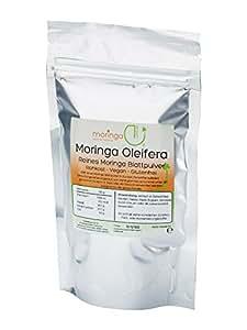 Moringa Powder 1lb/16oz. (Hi-Potency) Kosher Certified African Grown