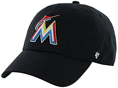 MLB Miami Marlins Franchise Fitted Hat