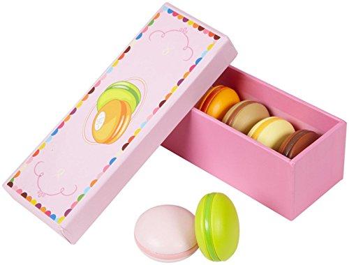 Djeco Box Of 6 Macaroons