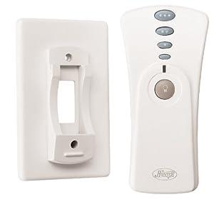 hunter 27185 light remote control ceiling fan remote controls. Black Bedroom Furniture Sets. Home Design Ideas