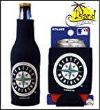 SET OF 2 SEATTLE MARINERS CAN & BOTTLE KOOZIE COOLER Amazon.com