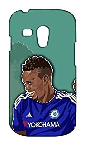 Chelsea Football Club Design - Samsung Galaxy S3 Mini Mobile Hard Case Back Cover - Printed Designer Cover for Samsung Galaxy S3 Mini - SGS3MCFCB149