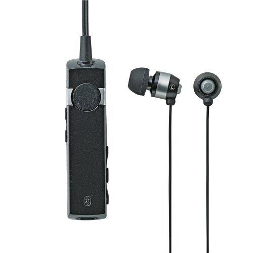 Logitec iPhone5/4S/4/3GS/3G スマートフォン対応 Bluetooth+EDR対応 ワイヤレスヘッドホン HP300シリーズ ブラック LBT-AVHP300BK