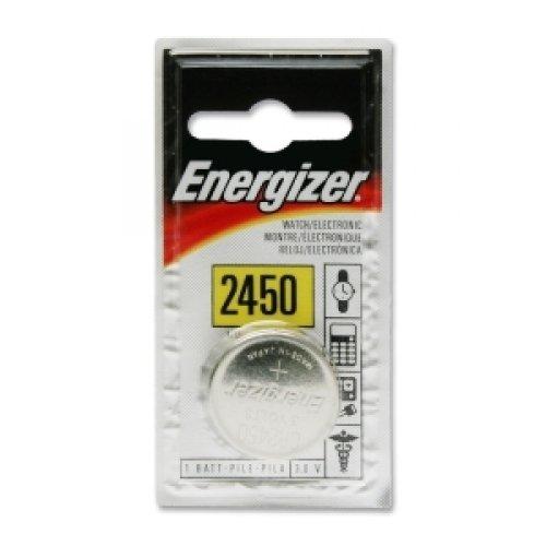 Energizer Ecr2450Bp / 1 Pk, 3V, Watch/Electronic Battery