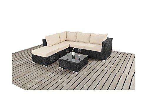 Sydney urdan Garten Möbel klein Ecke Sofa-Set günstig online kaufen
