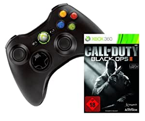 Xbox 360 Wireless Controller + Call of Duty: Black Ops 2