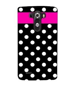 printtech Cool Design Back Case Cover for LG G3::LG G3 D855
