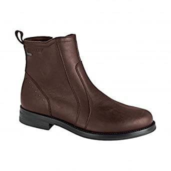 BOTTINES DAINESE GORE-TEX SAINT GERMAIN NOIR - 42 - Marron - Marron