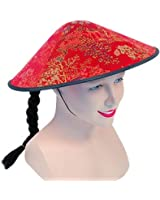 Chinese Coolie Dress Up Hat