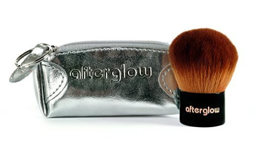 professional-grade-vegan-brushes-kabuki-brush-with-purse-by-afterglow-cosmetics-inc