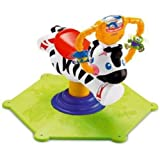 Fisher Price - K0317 - Jouet d'Eveil Premier Age - Zebre Tourni-Rebondpar Fisher Price