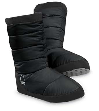 Sierra Designs Women's Pull-On Down Bootie,Black,Small