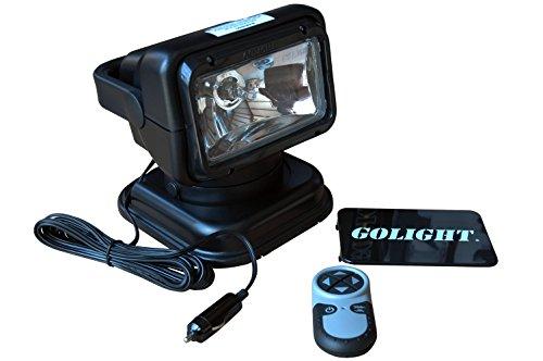 Golight Radioray GL-7951 Wireless Remote Control Spotlight - Handheld Remote -Magnetic Shoe (Wireless Remote Spotlight compare prices)