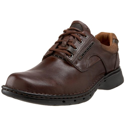 Clarks Unstructured Men's Un.Ravel Casual Oxford,Brown,7.5 M US